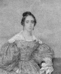 portrait de jeune femme by elizabeth pfenninger
