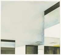 untitled (various details of the print lobby) (see l. 142 and page 266) by richard hamilton