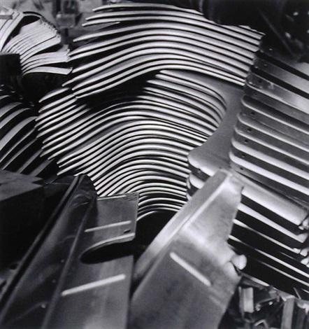 formy abstrakcyjne from krajobraz przemysłowy by eustachy kossakowski
