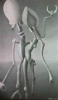 quarante-troisieme et quarante-quatrieme torture et robotise by milos kodjoman
