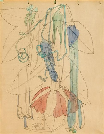 tacsonia by charles rennie mackintosh