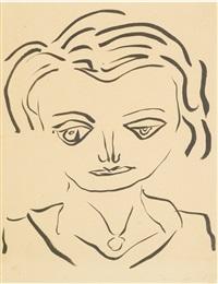 self portrait by eileen agar