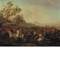 the duke of marlborough at war by anglo-dutch school (16)