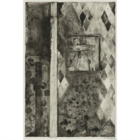 bushbaby by jasper johns