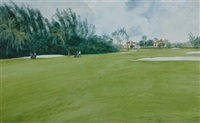 seminole golf course, palm beach by henry koehler