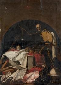 le triomphe de la mort by juan de valdés leal