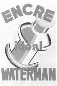 encre waterman by guerta nemenowa