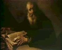 evangeliste by charles vignon