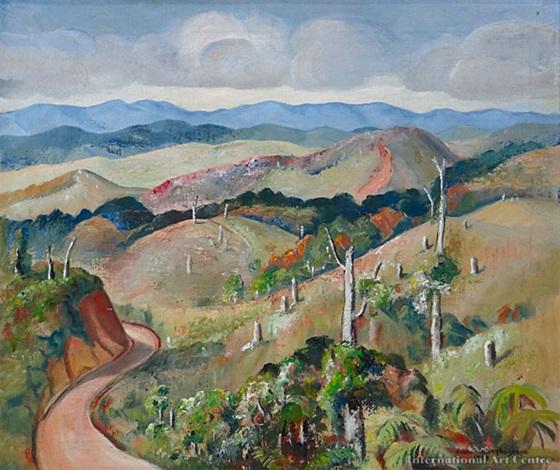 Northland Countryside By Adele Younghusband On Artnet