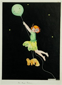 the magic balloon by margaret clark