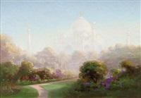 les jardins du taj mahal by alexander scott