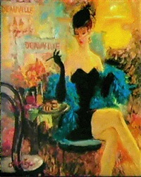 la belle inconnue by marina andreevskaya