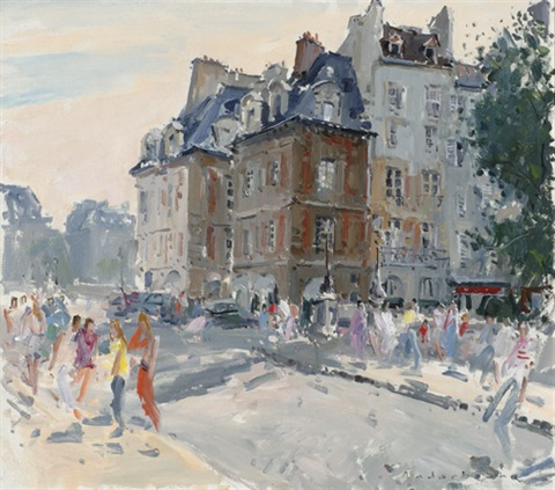 les maisons de la place dauphine du pont neuf paris by paul jean anderbouhr
