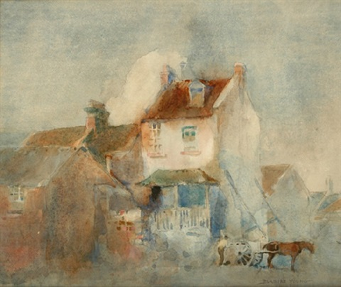 farmhouse by william blamire young