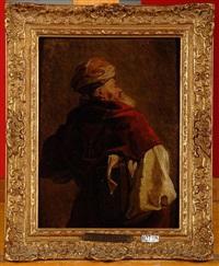 l'israélite by auguste joseph marie de mersseman
