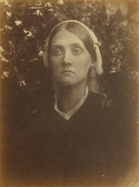 mrs. herbert duckworth, august by julia margaret cameron