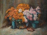 composition florale by antoine daens
