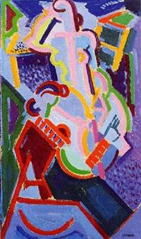 femmes cubistes by albert voisin