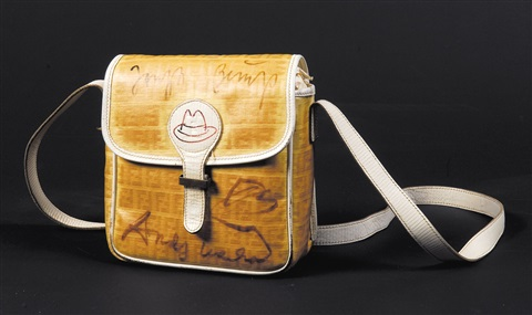 tas sac by joseph beuys and andy warhol