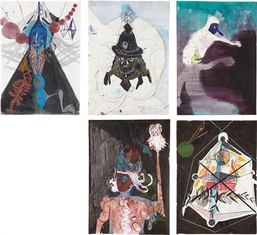 untitled 5 works by gert und uwe tobias
