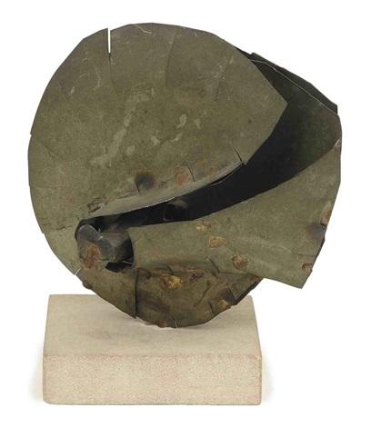 mwheel maquette by seymour lipton