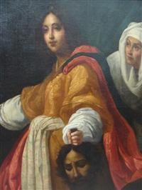 judith et la tête d'holopherne by cristofano allori