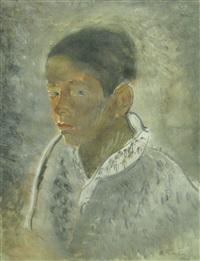 boy portrait by alexandru phoebus