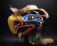 eagle mask by john jacobsen
