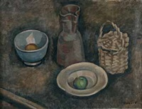 nature morte by kurt jungstedt