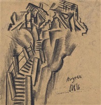 angres by otto dix