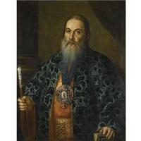 portrait of feodor yakovlevich dubiansky by aleksei petrovich antropov