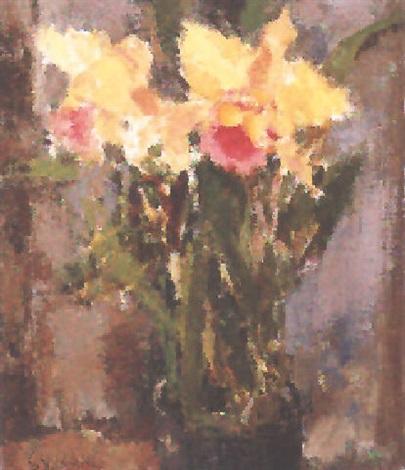 orchids by wan shou yin