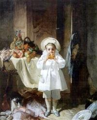 pierrot gourmand by charles monginot