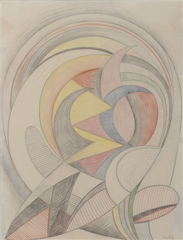 composition by auguste herbin
