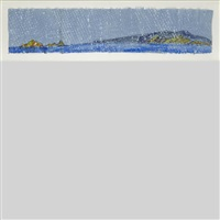 coastline with precipitation by william paterson ewen