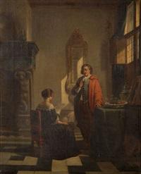 la lettre by jacobus ludovicus cornet