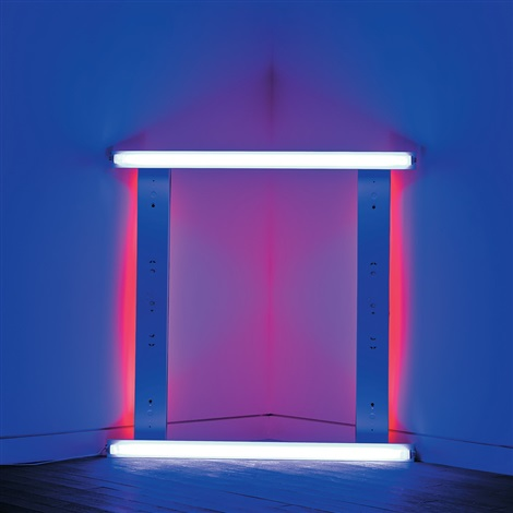 untitled to barbara lipper by dan flavin