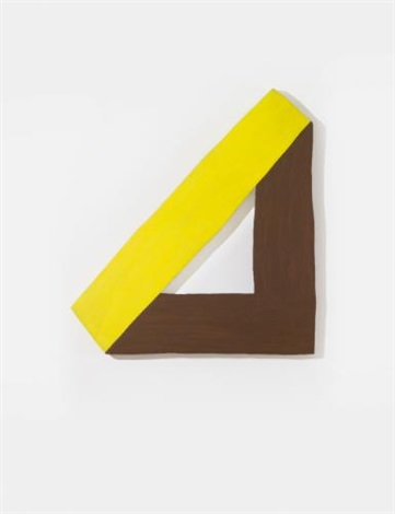 yellow by richard tuttle