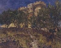 il castillo by llano-florez
