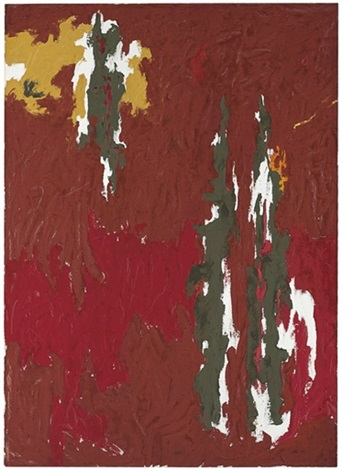 ph 182 by clyfford still