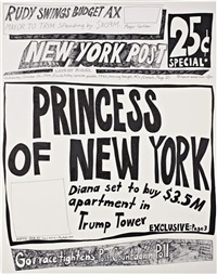 princess of new york (26 october 1994) by aleksandra mir