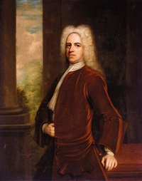 portrait of sir thomas frederick by william aikman