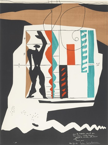 modulor by le corbusier