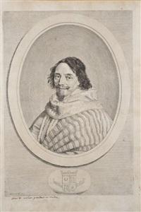 henri de mesmes (conseiller au parlement en 1608) by claude mellan