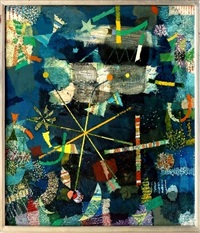 las estrellas sobre mar by kishio murata