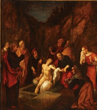 the raising of lazarus by david colyns