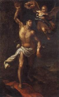 san sebastiano by gioacchino assereto