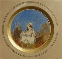 Le Fumeur, 1840
