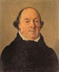portrait de j.b. lack by ferdinand wachsmuth