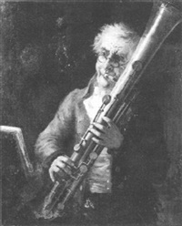a bass note by george fox